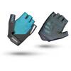 GripGrab ProGel Rękawiczka rowerowa Kobiety szary/niebieski
